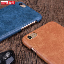 mofi for iPhone 7 case leather back hard coque for iPhone7 iPhone 7 case luxury brand original capa 4.7 inch funda accessories