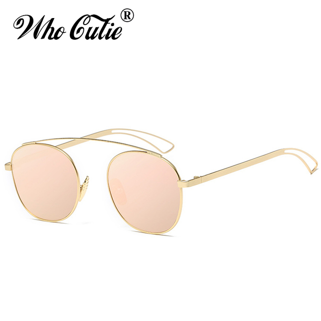 Unique Cool Small Frame Sunglasses Women'S Retro Fashion Shades Trendy Glasses R12eeCD41