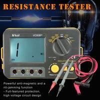 Newest Digital Insulation Resistance Tester Megger MegOhm Meter 250V 500V 1000V