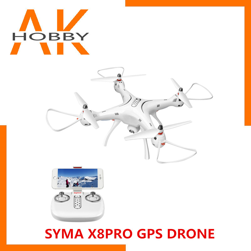 Syma X8PRO X8 pro with GPS FPV 720P HD Camera 2 4Ghz RC Quadcopter Drone