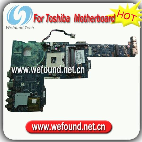 все цены на  100% Working Laptop Motherboard for toshiba P700 P745 K000123400 Series Mainboard,System Board  онлайн
