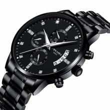 Мужские часы Crnaira, брендовые, деловые, водонепроницаемые, мужские часы с низкой клавишей, Роскошные, выбор ремешка, relogio masculino