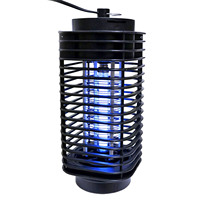 Bevigac Safe LED Electric Mosquitoes Insect Killer Trap Fly Pest Zapper Night Light Lamp 220V EU