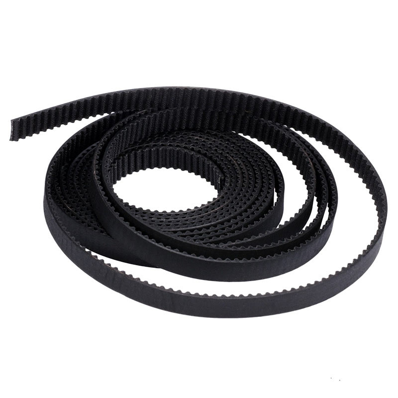 3D Printer Parts 2/5M GT2 Synchronous Timing Belt Wide 6mm 2GT-6mm For 3D Printer RepRap Mendel 2GT Belts Pulley Accessories