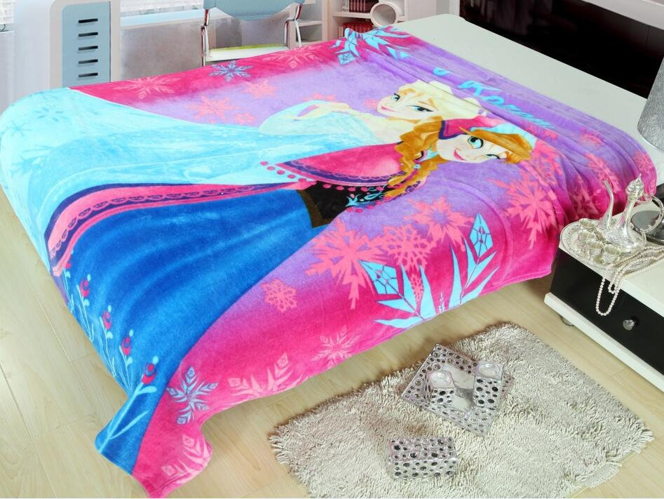 US $14 99 |Fairy Tales Wholesale Soft Blanket kids Children Cartoon Blanket  Fleece Blanket Nap Plane Travel Plaids Blanket-in Blanket & Swaddling from