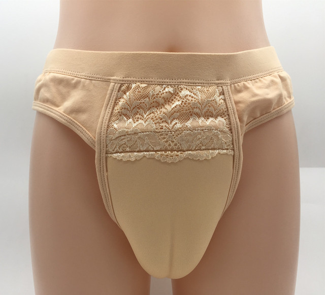 Hose in pantie shemale