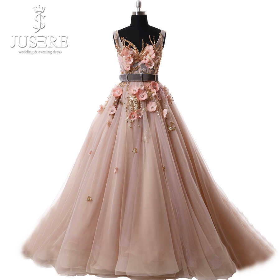 6cd3da4b19 Detail Feedback Questions about Jusere 2019 Haute Couture Real ...