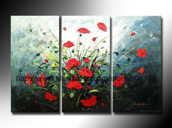 flowers painting home to fight the beauty on canvas painting glass