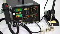 Kada852D + Löten rework station Löten werkzeuge kada852D + Elektrische Lötkolben 187(W)x150(H)x245(D)mm Kostenloser versand-in Lötstationen aus Werkzeug bei