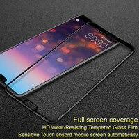 Para Huawei Huawei P20 P20 Pro vidro temperado filme Protetor de Tela Imak Pro + versão Completa cobertura completa proteção completa cobrir