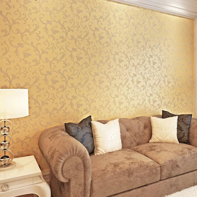 Hot Sale !!! Cheap Price Wallpaper Sofa Bedroom Wall Papers papel de parede living room bedroom ...