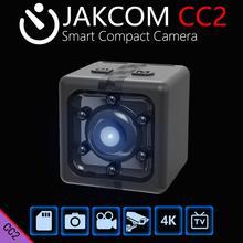 JAKCOM CC2 Câmera Compacta Inteligente venda Quente em Filmadoras Mini como drop shot gafas camara endoscópio hd