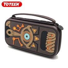 Yoteen Hand Bag for Nintendo Switch Storage Protective Carring Case Hard Shell Portable Travel