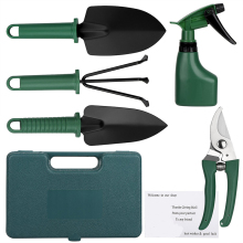 hot deal buy 5 pcs./lot. garden tool sets combination of gardening tools aluminum alloy garden spade household composition tool set