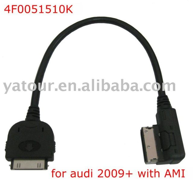 Audi AMI Cable For Ipod For Iphone FKin Bluetooth Car Kit - Audi ami cable