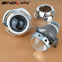 New Car Styling Premium Full Metal Q5 Koito Style HID Bi Xenon Headlights Projector Lens Headlamps