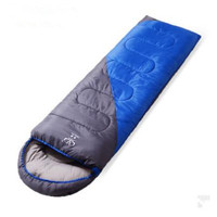 Outdoor Thermal Warm Winter Thick Spliced Slpeeping Bags Envelope Mummy Cushion Hooded Camping Waterproof Sleeping Bag Lazy Bag