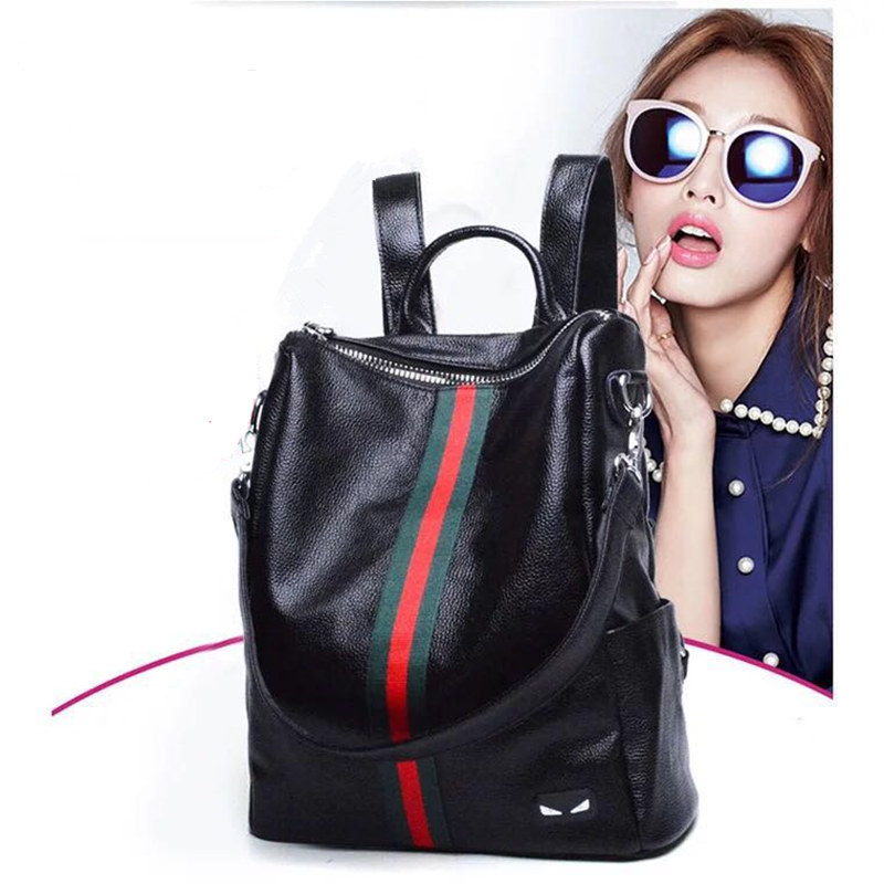 Hottest Fashion Women Backpack High Quality Youth Leather Backpacks for Teenage Girls Female School Shoulder Bag Bagpack mochila fashion women backpack high quality youth backpacks for teenage girls female school shoulder bag bagpack mochila