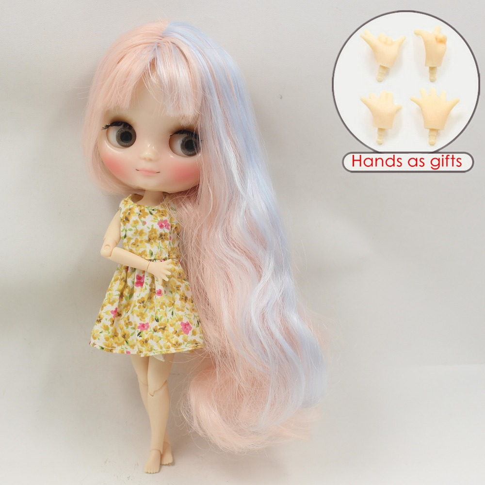 Middie Blythe Doll with Multi-Color Hair, Tilting-Head & Jointed Body 3