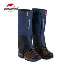 Naturehike походные зимние леггинсы гетры для альпинизма гетры для зимней обуви водонепроницаемые походные лыжные гетры для альпинизма
