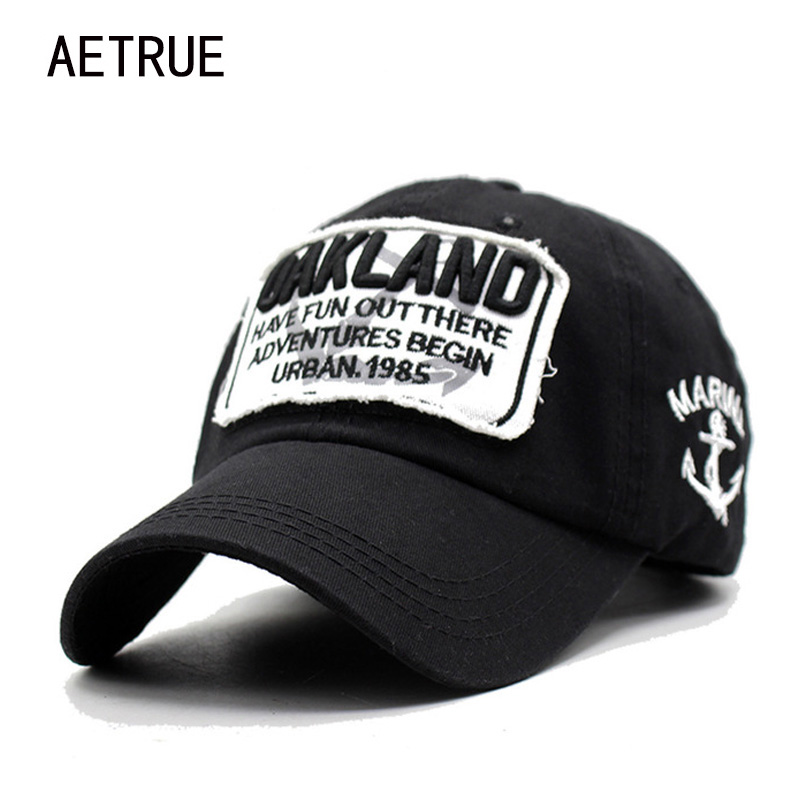 Men Snapback Caps Women Baseball Cap Oakland Brand Casquette Hats For Men Bone Letter Gorras Embroidered 2018 Baseball Cap Hats aetrue snapback men baseball cap women casquette caps hats for men bone sunscreen gorras casual camouflage adjustable sun hat