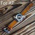 New Chegou Handmade Puro Couro Genuíno Brown 28 MM Pulseiras de Relógio Watch Strap Cinto AP Audemars Para Relógio Piguet