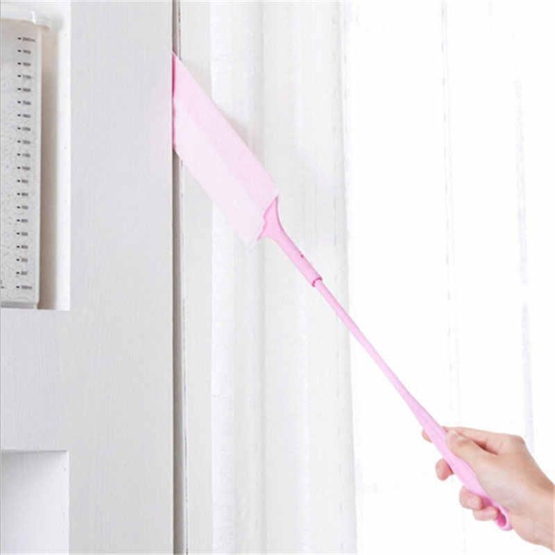 مفيدة انفصال نافض الغبار الفجوة تنظيف فرشاة غير المنسوجة منظف الغبار أريكة أسفل المنزلية تنظيف أداة