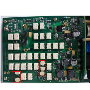 Image 2 - הטוב ביותר באיכות ומפעל מחיר מלא שבב PCB MB SD C4 כוכבים אבחון עם WIFI עבור מכוניות ומשאיות אוטובוסים 12V & 24V