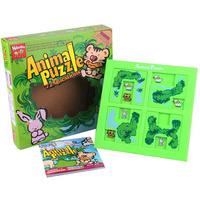 Forest animals maze 72 level questions puzzle Multi level logical game children kids toys gifts