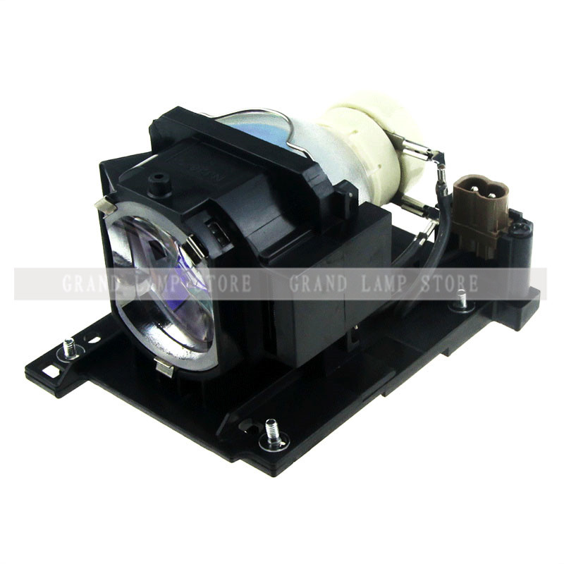 DT01022 / DT01026 Compatible projector lamp for use in HITACHI CP-RX78/RX78W/RX80/RX80W/ED-X24 projector Happybate кисть kraftool 1 01022 40