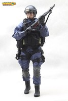 1/6 VH1026 SWAT 2.0 Solider Model Clothes Coat Pants Helmet Shoes For 12in Male Solider Action Figurs without Body and Head