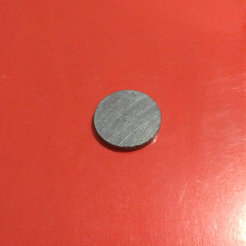 120 pcs Ferrite Magnet Disc Dia 24x3 mm grade C8 Ceramic Magnets for DIY Loud speaker Sound Box black board home use