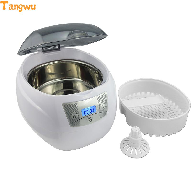 Free shipping Parts Ultrasonic cleaning German students wash glasses jewelry watch ultrasonic cleaner washing machine цены