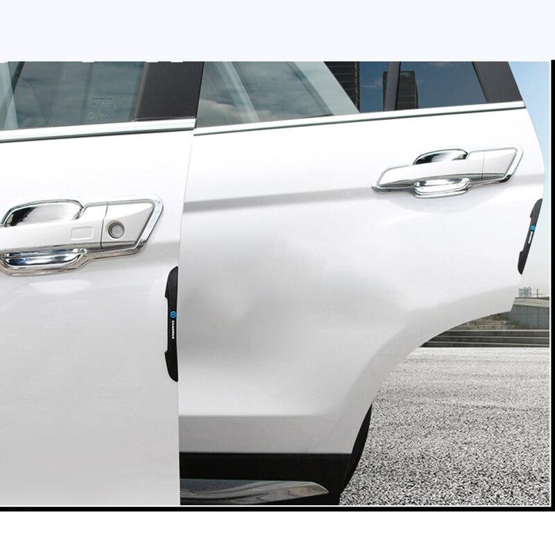 Image 2 - Автомобильная дверь анти столкновения полосы бампер Защитная Наклейка для Changan CS55 CS75 CS35 CS95 кузова автомобиля ПВХ наклейки авто аксессуары-in Наклейки на автомобиль from Автомобили и мотоциклы