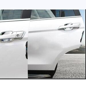 Image 2 - Car door Anti collision strip bumper protection sticker for Changan CS55 CS75 CS35 CS95 Car body PVC stickers Auto Accessories
