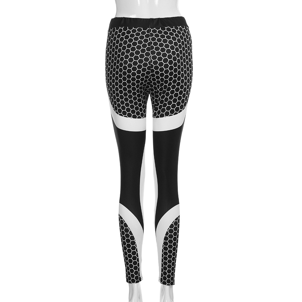 Apparel - Womens 3D Print Gym Leggings