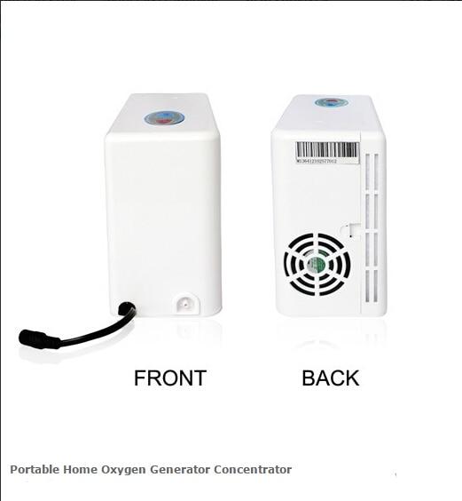 mini concentrateur d'oxygène portable associé à 2 piles pour - Appareils ménagers - Photo 4