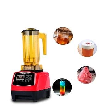 220V Commercial Electric Milkshake Machine Tea Extractor Juicer Machine  Smoothie Milk Foam Tea Maker Machine EU/AU/UK/US