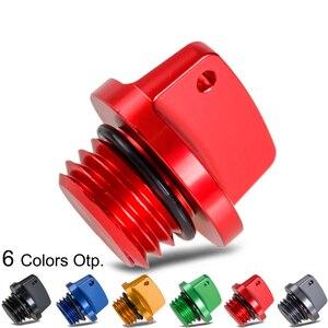 M20*2.5 Oil Filler Cap Plug For Honda CBR 250RR 600RR 1000RR CR CRF 125R 150R 250R 450R For Yamaha Suzuki For Kawasaki Ducati(China)
