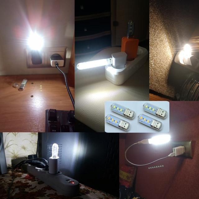 Business Accessories & Gadgets Laptop Desk Accessories Mini Portable USB Desk Lamp