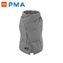 Xiaomi PMA графеновое многофункциональное утепленное одеяло, моющийся теплый жилет, светильник, ремень, быстро теплый, анти ожоги для женщин, для офиса
