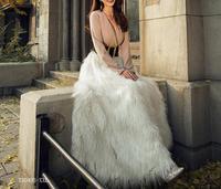 European style 2018 New arrivals autumn winter fashion women clothes temperament patchwork vintage dress T3049