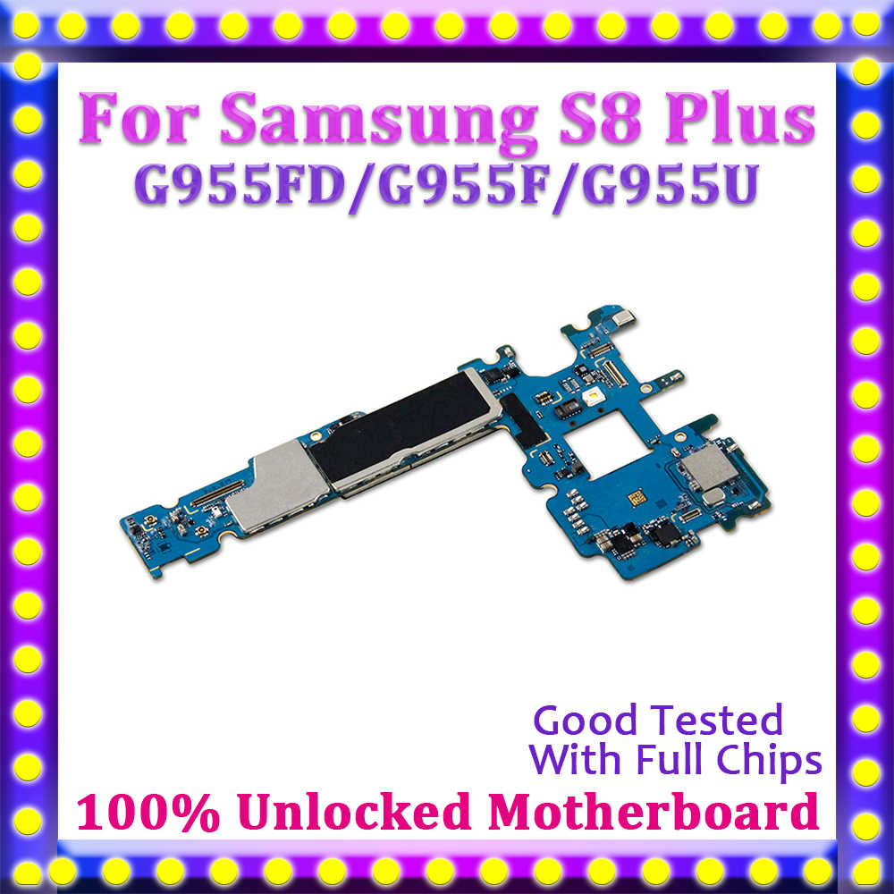 BINYEAE Replacement For Samsung Galaxy S8 Plus G955FD (Dual