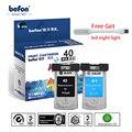 Сменный картридж befon 40 41 для Canon  PG40  CL41  чернильный картридж для PIXMA IP1180  1880  80  MP145