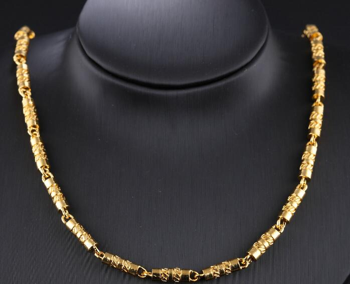 S Fashion Cool Men/'s Links Chain Lobster Clasp Necklace Jewerly Gift