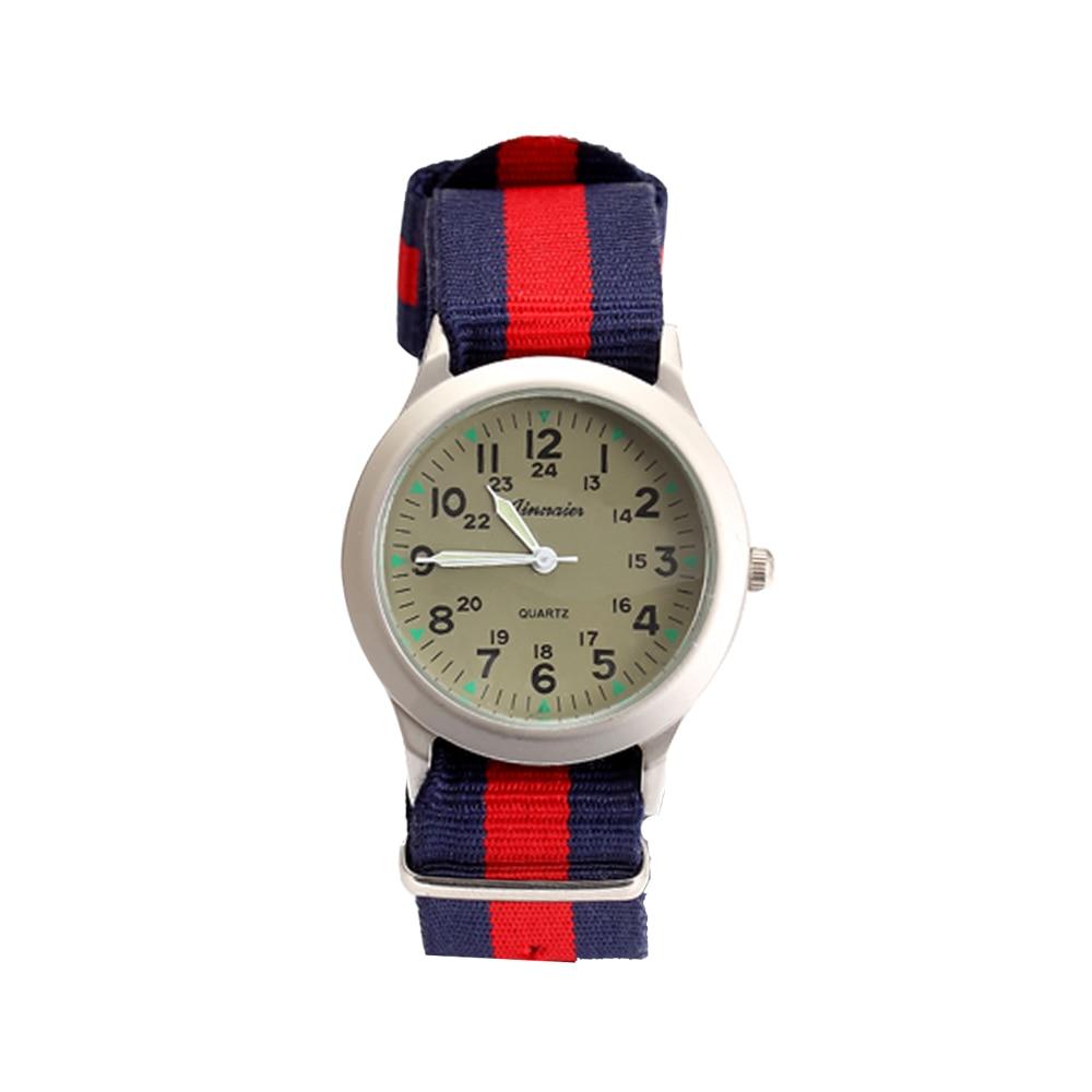 new famous brand men children boys girls fashion cool quartz Saber watches students canvas electronic Wrist watch drop shipping (22)