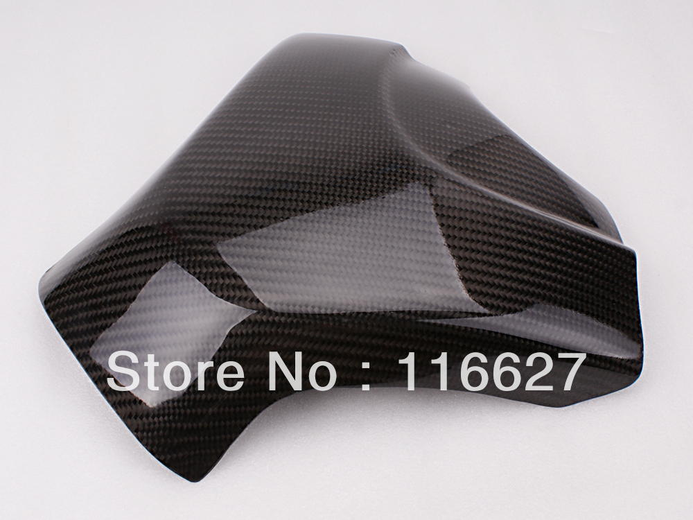 Freeshipping Carbon Fiber Fuel Gas Tank Protector Pad Shield For SUZUKI GSXR1000 2007-2008 carbon fiber fuel gas tank cover protector for yamaha yzf r1 2004 2005 2006