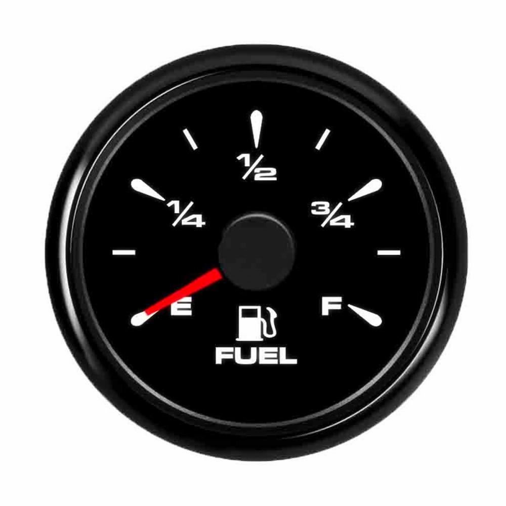 Aliexpress Com   Buy 52mm Car Boat Fuel Level Gauge 0