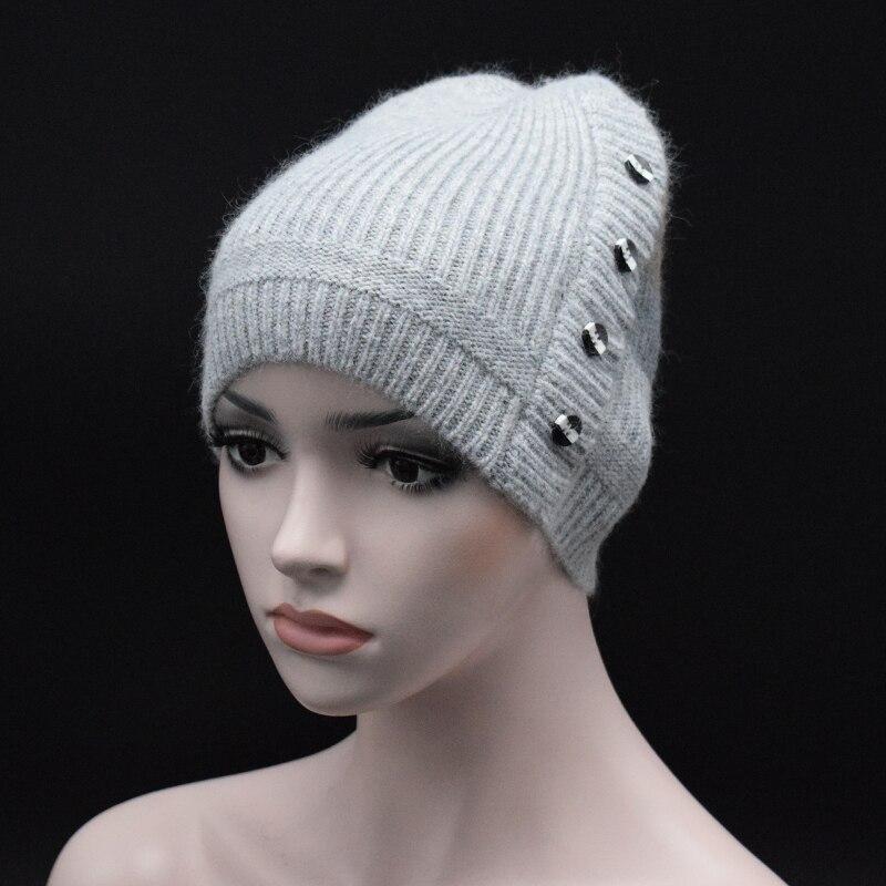 2017 Winter gorros Brand Winter hat skullies and beanies for women Warm wool caps good quality Female Beanies Hat skullies