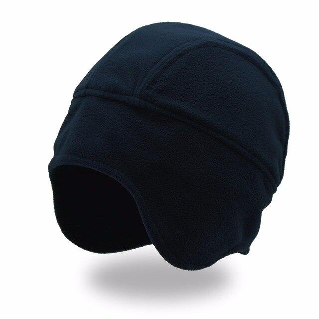 mens winter hats ear flaps earflap cap men hat with ears gorro ruso muts  mutsen mannen warm 9c441c9b501